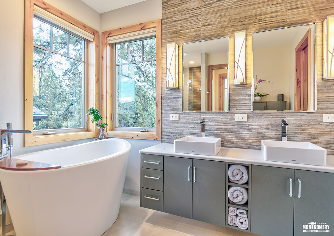 Bend Bathroom Remodel