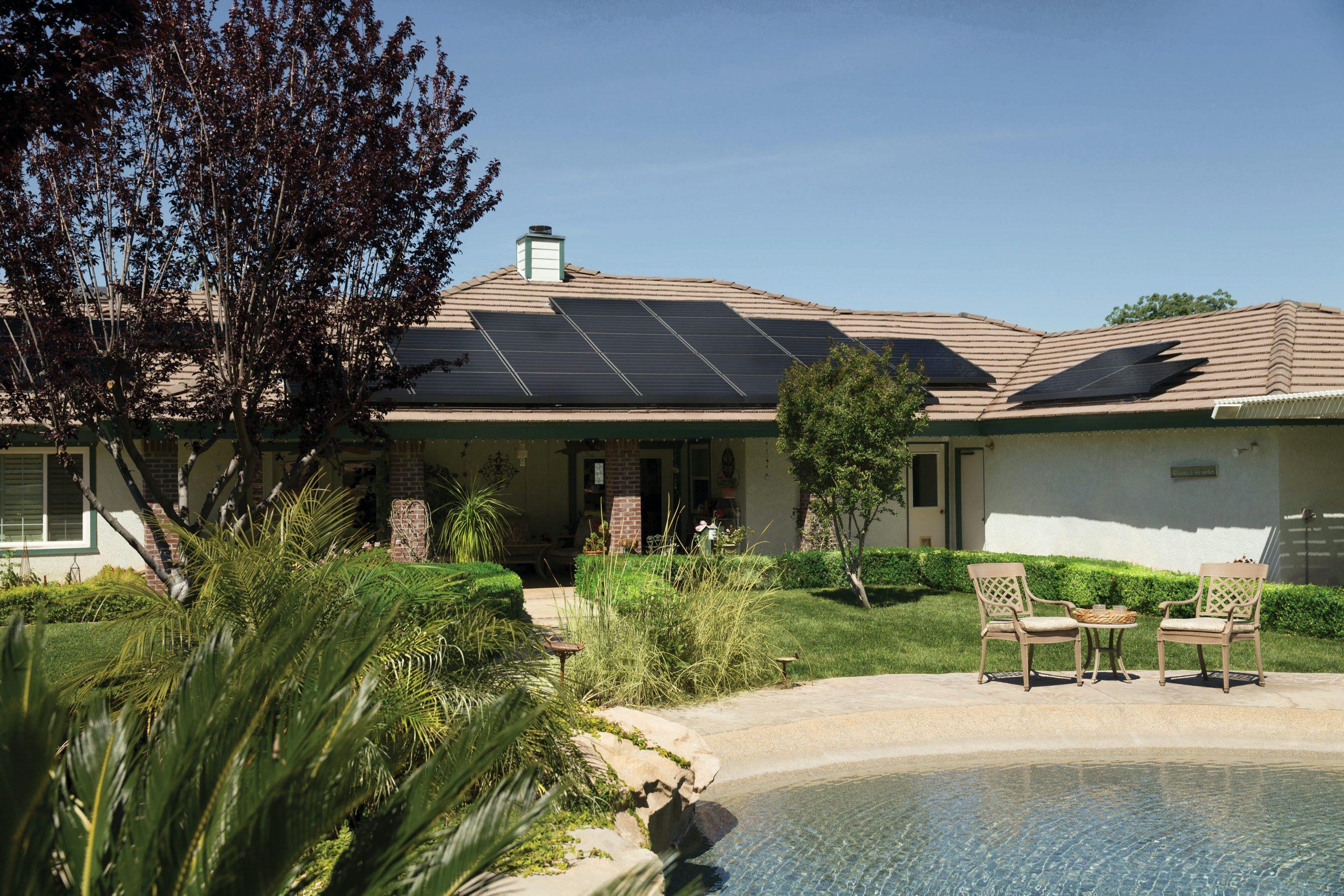 Bend Oregon Solar Project